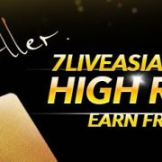 7liveasia Casino Earn Freebet Up To USD 1500