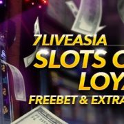 7liveasia Casino Slots Club Loyalty Program