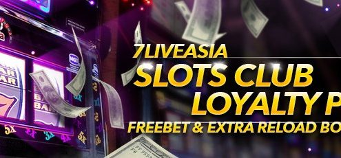 7liveasia Casino Slots Club Loyalty Program