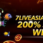 7liveasia Online Casino 200% Slots Welcome Bonus