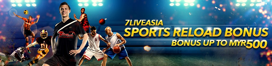7liveasia Online Casino Bonus Up to MYR500! | Casino588
