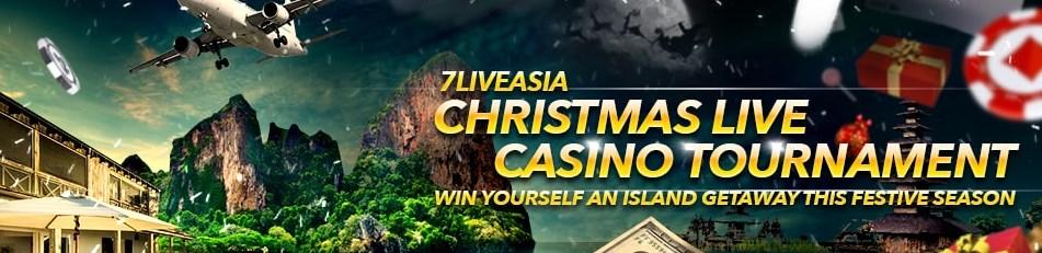 7liveasia Online Casino Live Casino Tournament