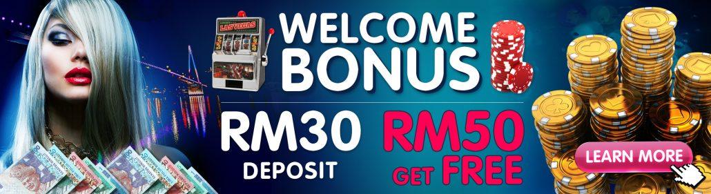 iBET Malaysia]Deposit Promotion 30 Free 50