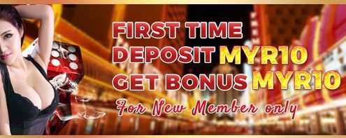 Winlive2u Online Casino Malaysia Deposit Bonus