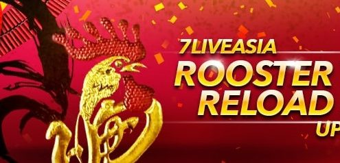 7liveasia Casino Rooster Year Reload Special