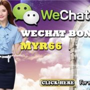MBA66 Online Casino Wechat Deposit Bonus MYR66