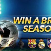 7liveasia Casino Win A Brand New Season Jersey