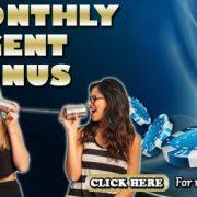 MBA66 Malaysia Online Casino Monthly Agent Bonus