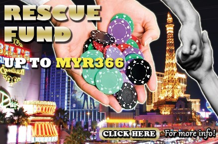 MBA66 New Rescue Fund Myr366 Online Casino