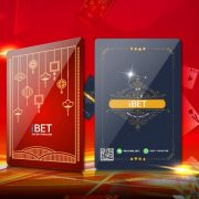 iBET Win Poker Game Card Lucky Draw Giveaway