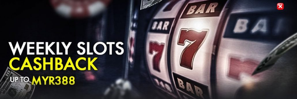 9Club Online Casino Weekly Slots Rebate Bonus