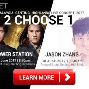 iBET Casino Power Station Concert Lucky Draw